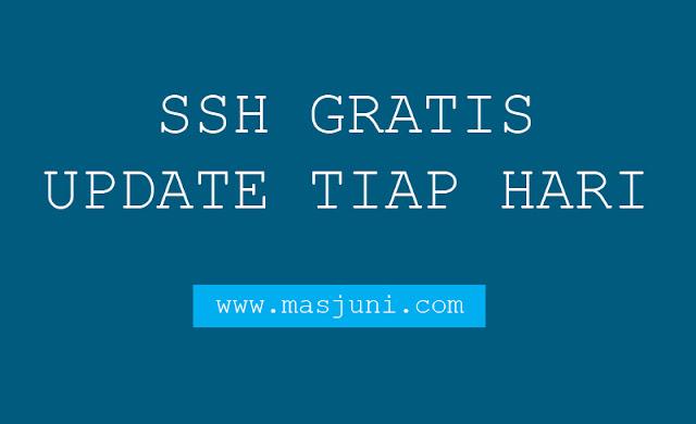 SSH Premium Gratis