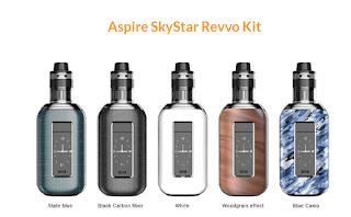 Aspire SkyStar Revvo Kit VS Aspire Speeder Revvo Kit