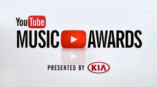 YouTube Music Awardsのロゴ