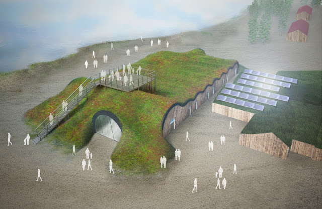 Proposed Model of icehotel-365