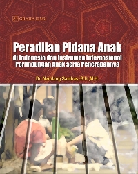 Peradilan Pidana Anak di Indonesia dan Instrumen Internasional Perlindungan Anak serta Penerapannya