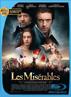 Los miserables (2012)  HD [1080p] Latino [Mega] dizonHD