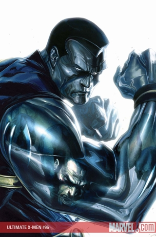 colossus marvel x men - photo #24