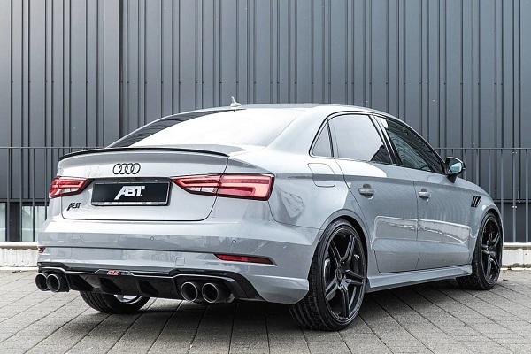 Audi RS 3 Sedán preparado por ABT