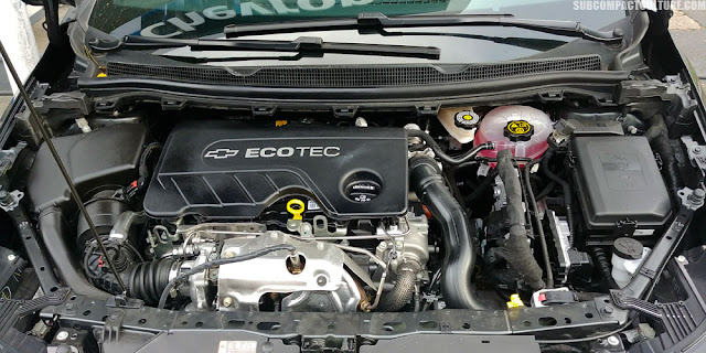 Chevrolet Cruze Diesel Ecotech Engine - Subcompact Culture
