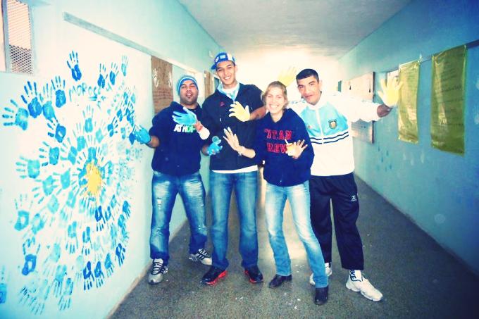 Héros du quotidien - Tout quitter pour partir dans les prisons argentines ?
