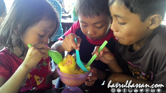 ABC, Jagung Sagat, Lai Chi Kang - Balak Inn Parit Buntar