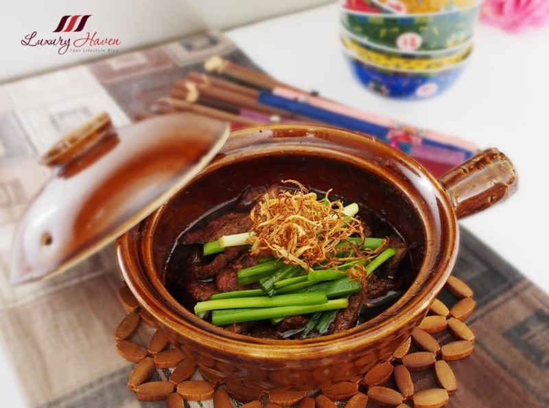 delicious claypot pork liver health benefits anaemic
