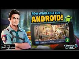 Criminal case: mysteries of the past! For android download apk free.