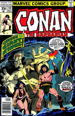 Conan the barbarian #90