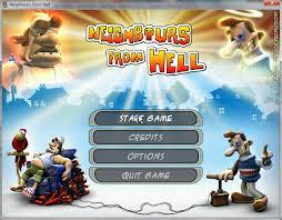 تحميل لعبة ازاي تخنق جارك - download neighbours from hell