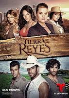 telenovela Tierra De Reyes