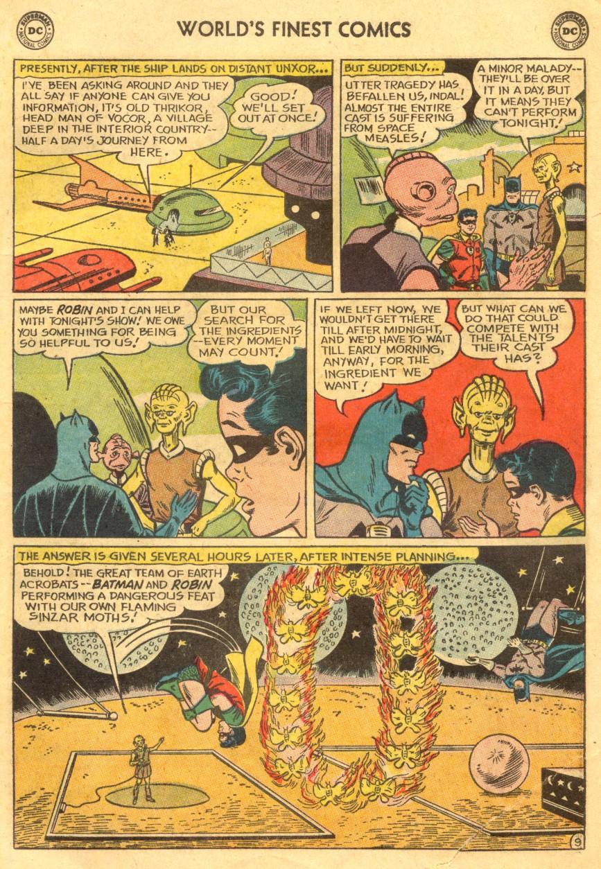 Read online World's Finest Comics comic -  Issue #130 - 11