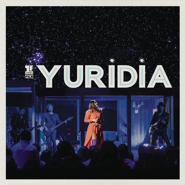 Yuridia - Primera Fila (En Vivo) Cover