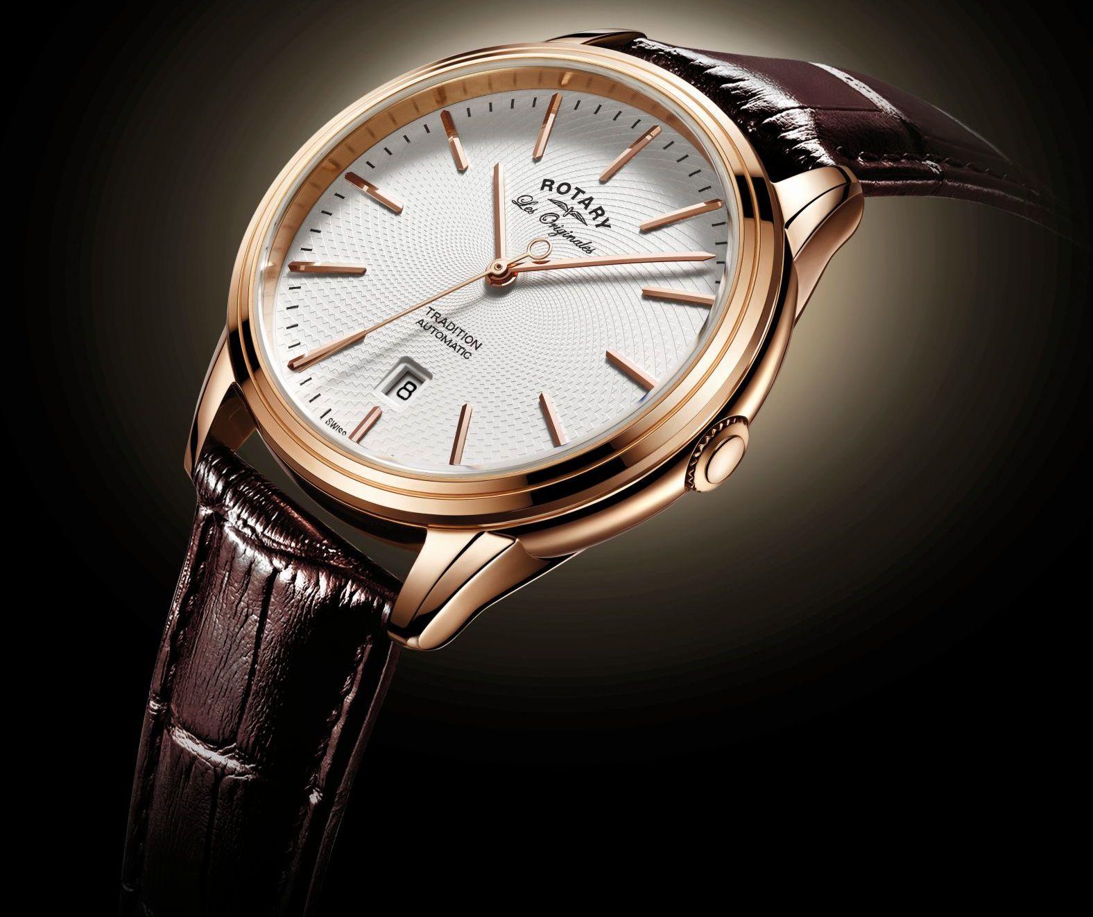 Rotary Les Originales Tradition - Švýcarské hodinky - Chronomag fórum 1615c014e75