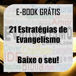 Estratégias de evangelismo criativo