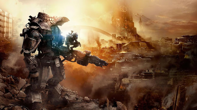 Confirmado a data de lançamento do game Titanfall 2 para Xbox One, PS4 e PC