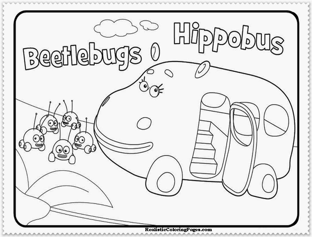 jungle junction coloring pages print