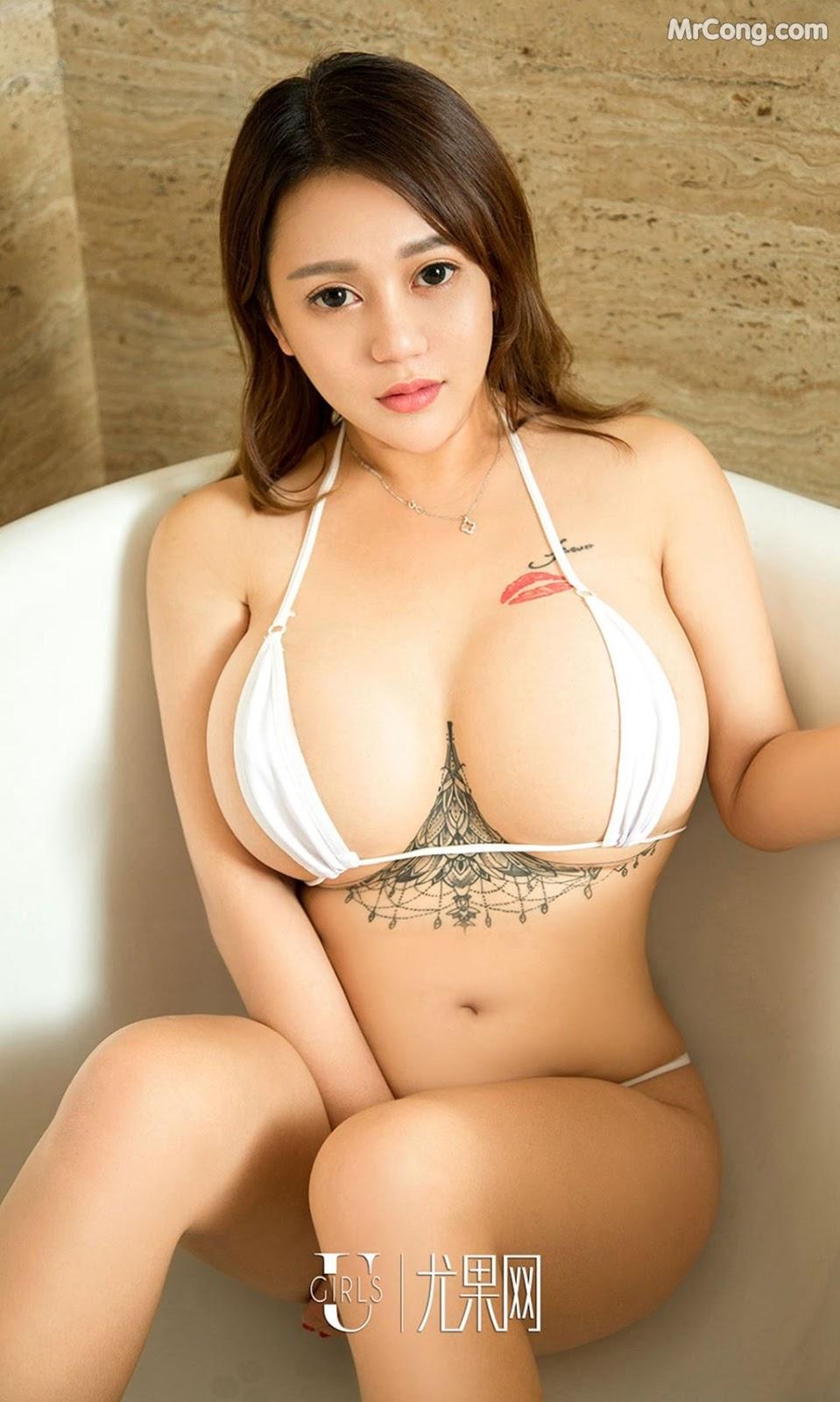 Image UGIRLS-Ai-You-Wu-App-No.913-Xiao-Meng-Meng-MrCong.com-017 in post UGIRLS – Ai You Wu App No.913: Người mẫu Xiao Meng Meng (小梦梦) (40 ảnh)