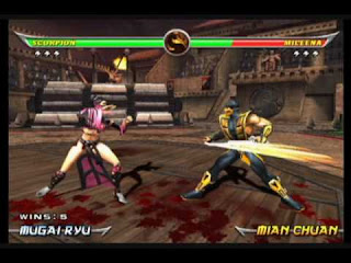 Free Download mortal kombat armageddon kollector's edition Games PS2 For PC Full Version ZGASPC