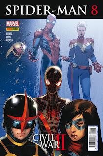 http://www.nuevavalquirias.com/spider-man-comic-comprar.html