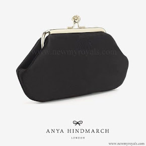 Kate Middleton Style Anya Hindmarch Maud clutch