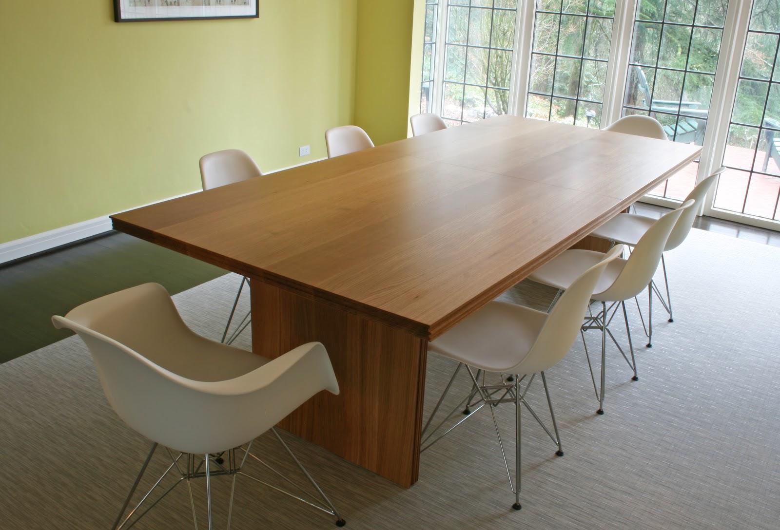 Fresh White Oak Dining Table | Made | Modern Designs for Modern Ideals WP42