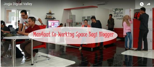 5 Manfaat Penting Coworking Space Bagi Blogger