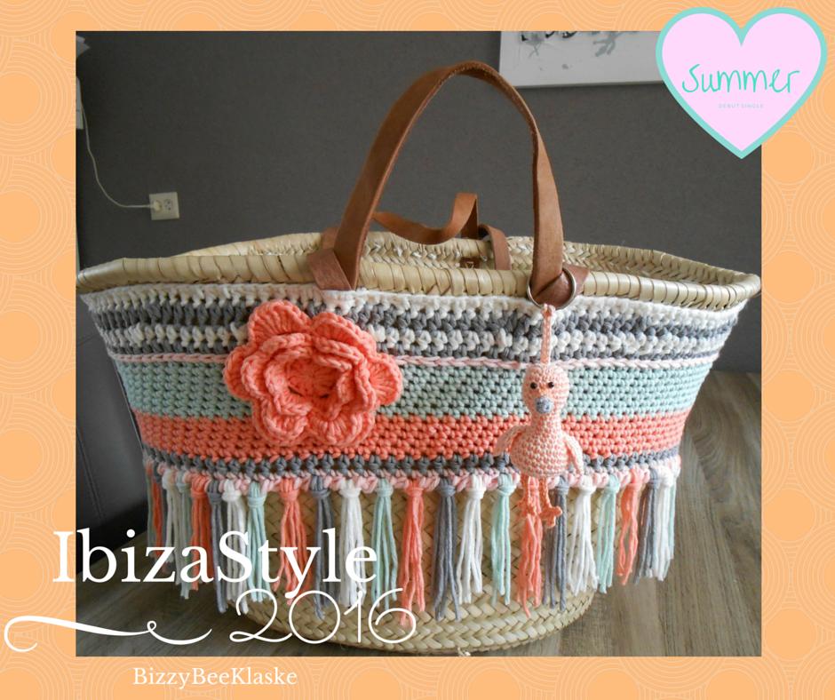 Rieten Tassen Ibiza Style : Bizzy bee klaske ibiza style
