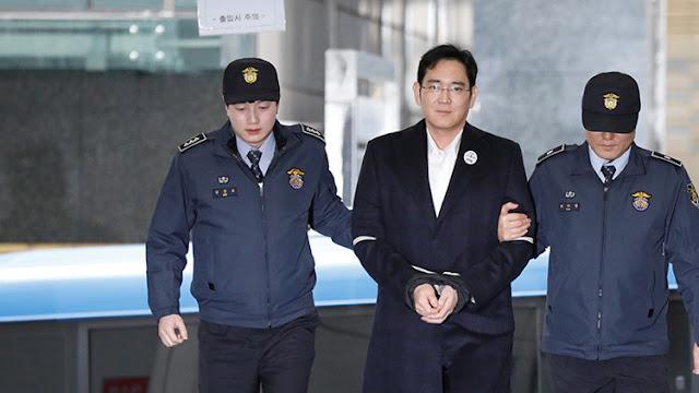 """Así vive en la prisión uno de los hombres más ricos de Corea del Sur y líder """"de facto"""" de Samsung"""