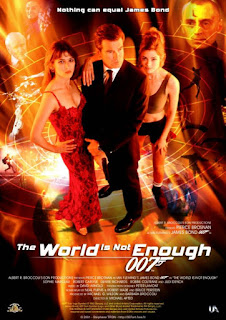 James Bond 007 The World Is Not Enough 007 (1999) พยัคฆ์ร้ายดับแผนครองโลก  ภาค 19