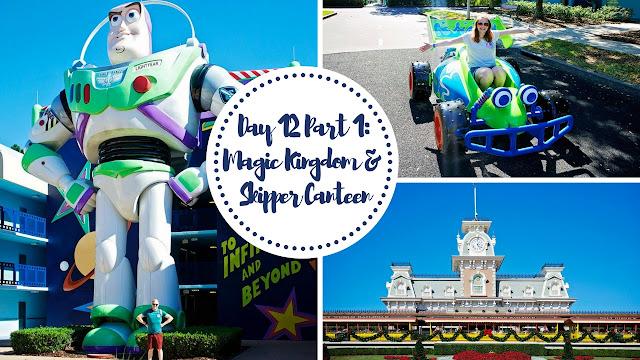 All Star Movies Resort and Magic Kingdom