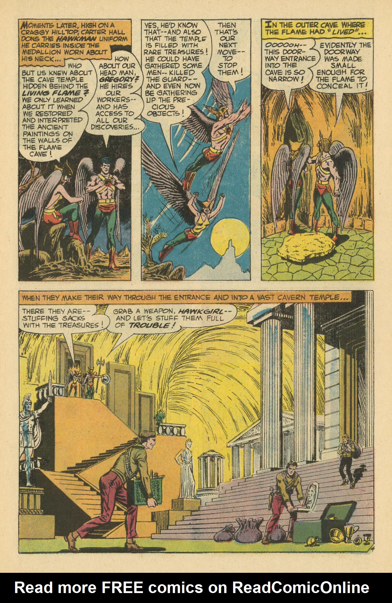 Hawkman (1964) issue 20 - Page 7