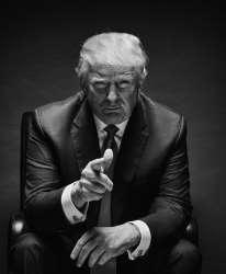 Scary Trump