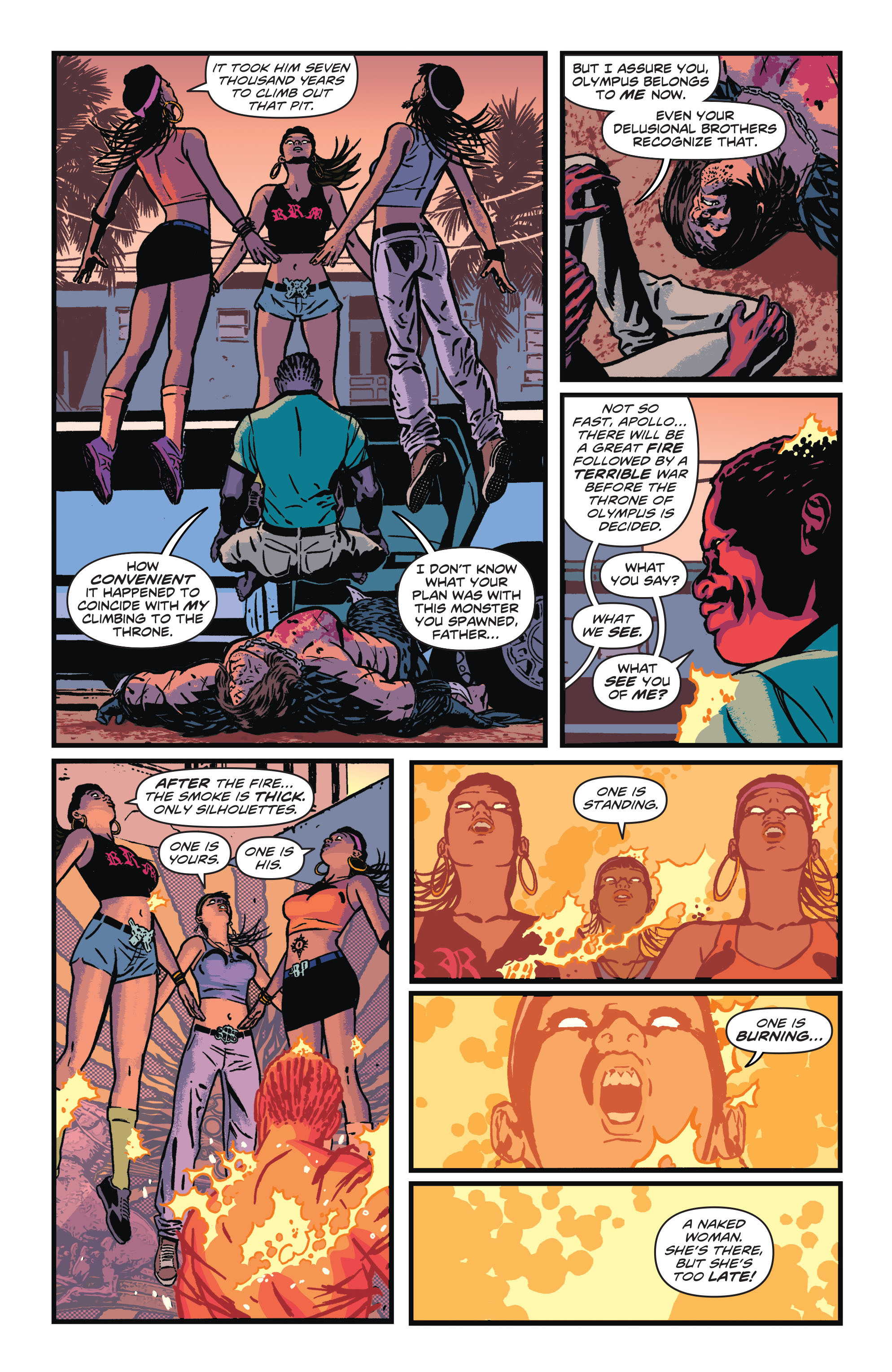 Read online Wonder Woman (2011) comic -  Issue #23.2 - 18