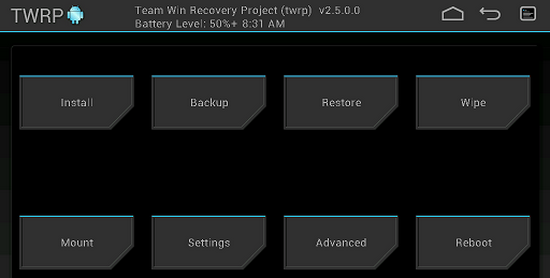 Download TWRP Recovery for SOC S805 TV-Boxes ~ China Gadgets