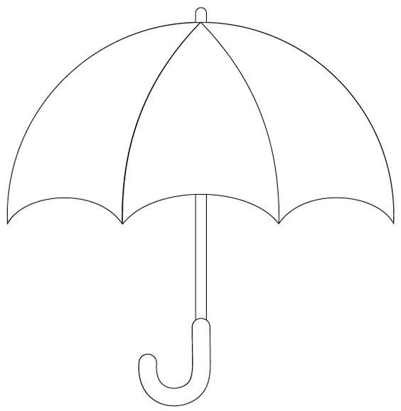 deszcz praca plastyczna