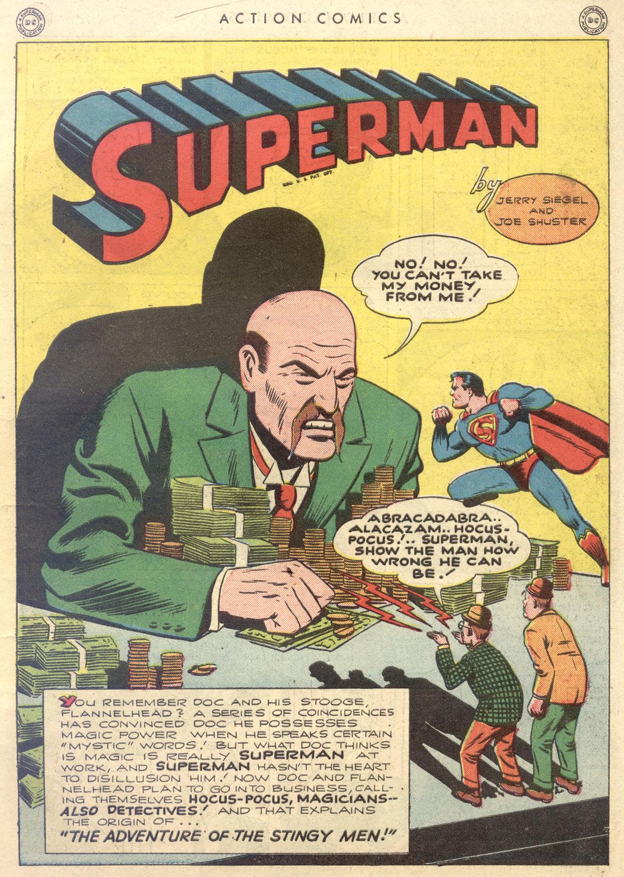 Action Comics (1938) 88 Page 2