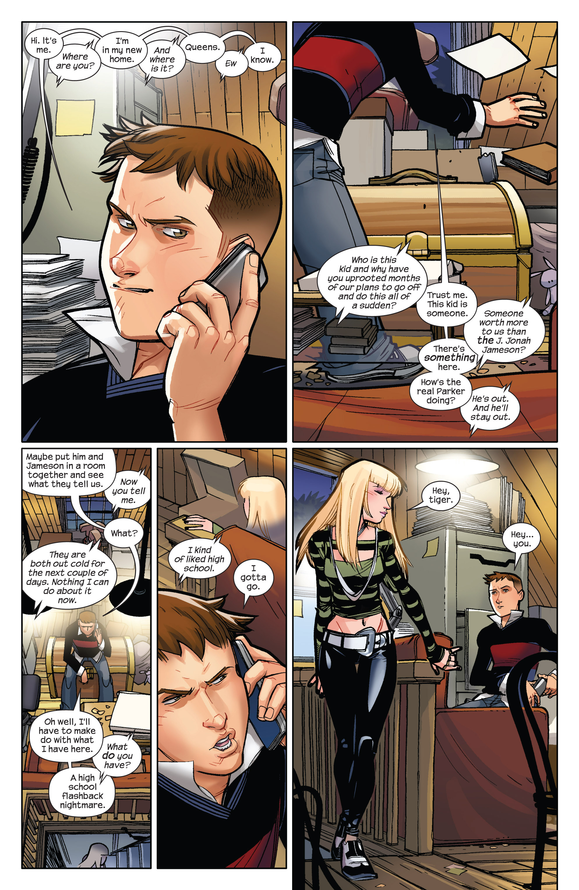 Read online Ultimate Spider-Man (2009) comic -  Issue #12 - 11