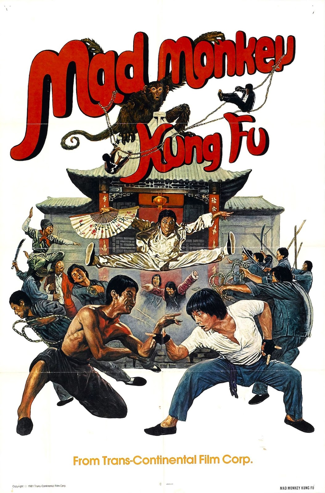 Uncultured Swine Mad Monkey Kung Fu Goin Ape Shit The Feature Film #u uncultured swine #samoa joe #raw #lb #i love u but you're annoying. uncultured swine blogger