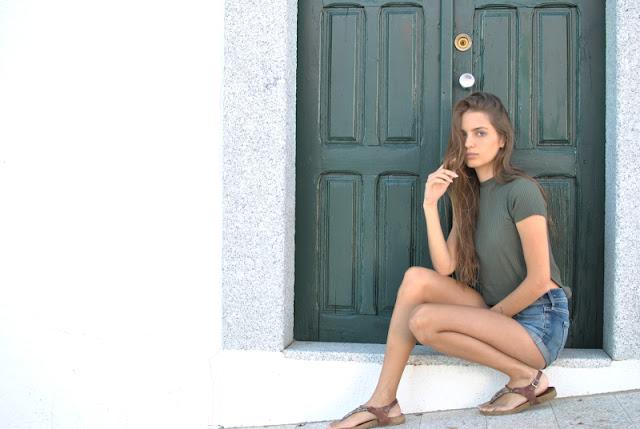 Sara Pericacho en Portugal
