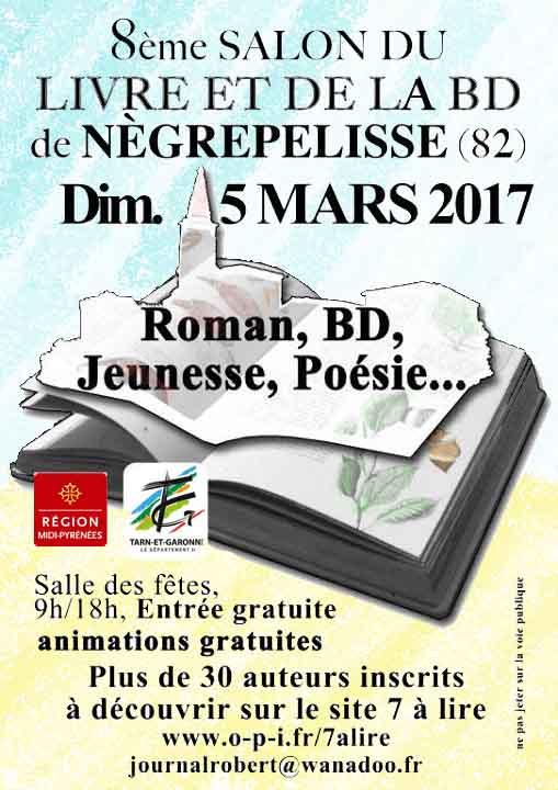 C line monchoux salon du livre et de la bd de n grepelisse for Salon de la bd colomiers