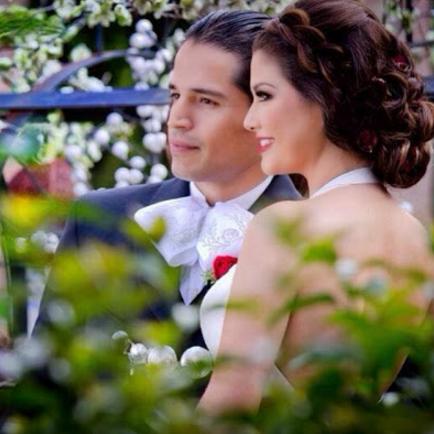 Fpublividas Matrimonio De Ana Patricia Gámez Y Luis Martínez