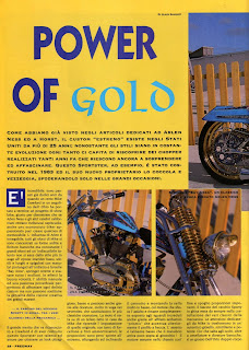 sportster digger on freeway magazine italia n 5 year 1994 pag 1