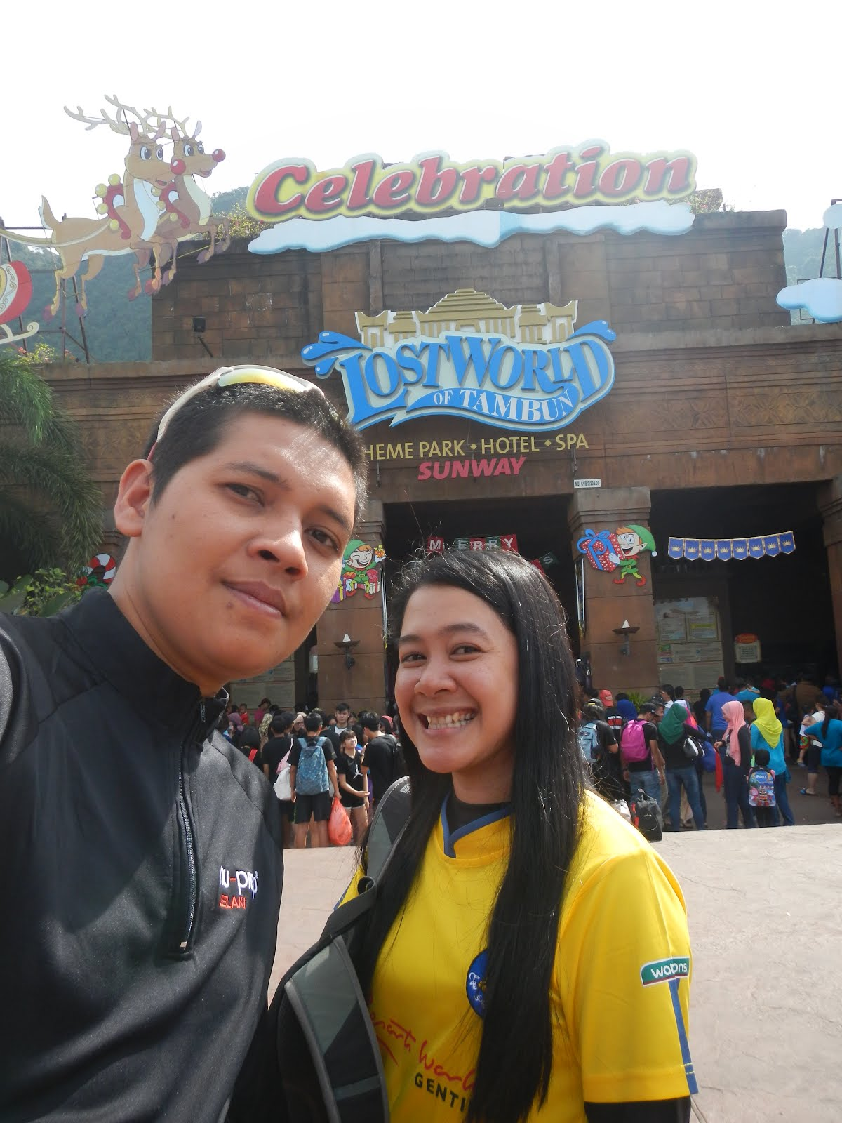 Lost World of Tambun 2015