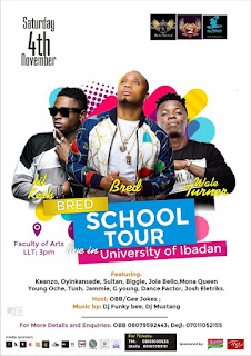 "Lil Kesh fails to perform at University Of Ibadan due to ""deportation"" issue."