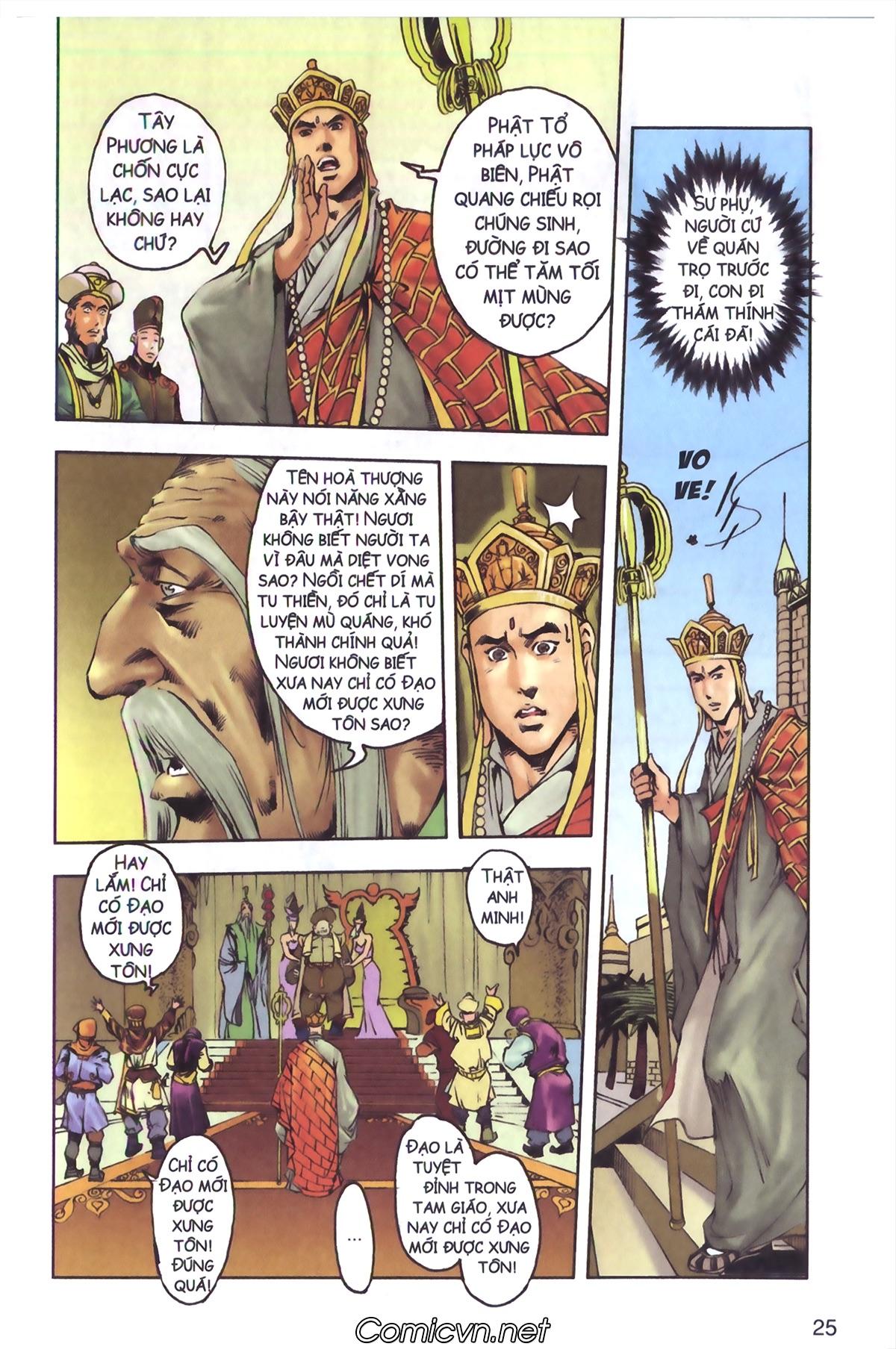 Tây Du Ký màu - Chapter 130 - Pic 5