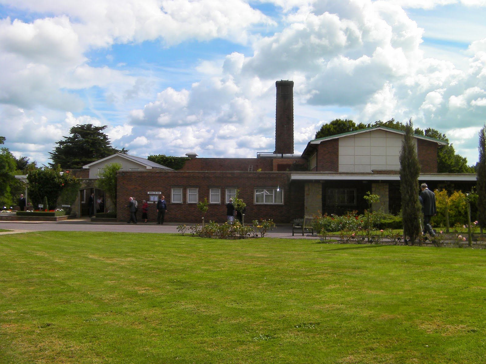 Eastbourne crematorium and family chapels