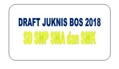 Draft Juknis BOS 2018