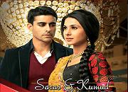 Saras y Kumud novela